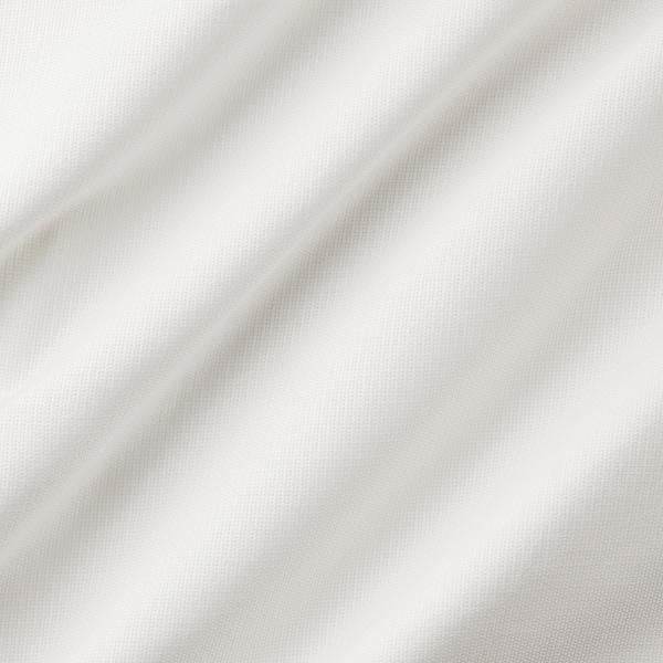 "MOALINA Curtains, 1 pair, white, 57x98 """