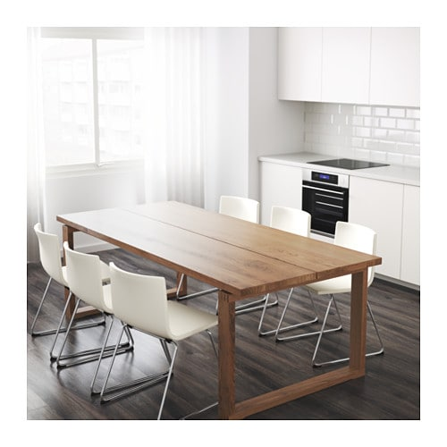 M rbyl nga table ikea for Table a couture ikea