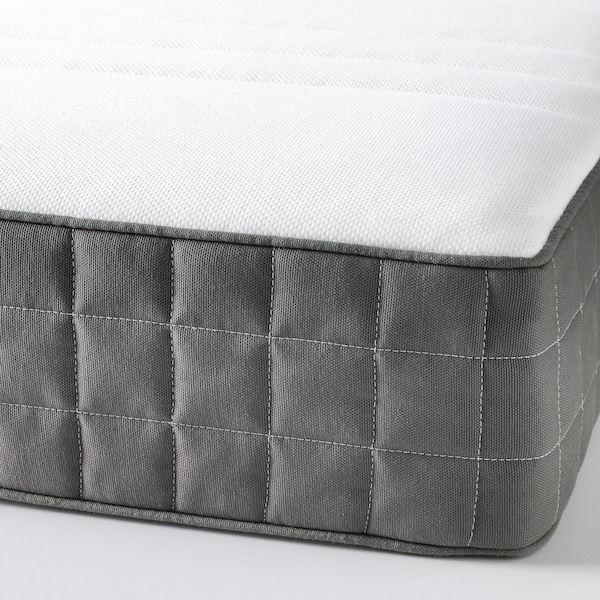 Morgedal Foam Mattress Firm Dark Gray