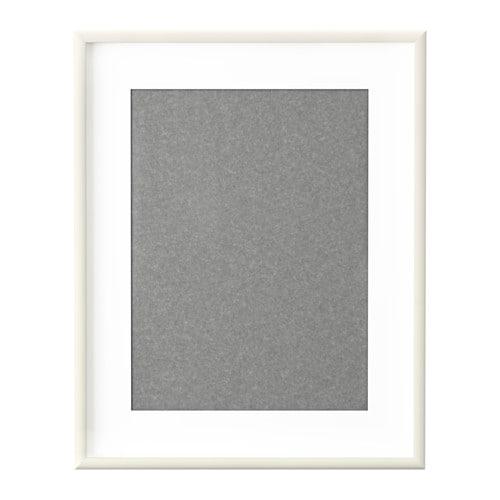 Mossebo Frame White White 16x20 Quot Ikea