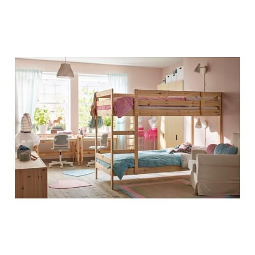 mydal bunk bed frame ikea - Bunk Bed Frames
