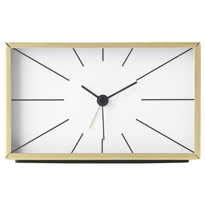 "MYGGJAGARE alarm clock brass color 2 ¾ "" 4 "" 6 """