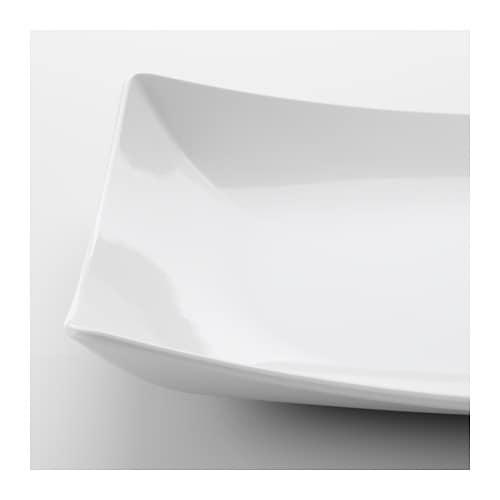 sc 1 st  Ikea & MYNDIG Plate - 11x8 \
