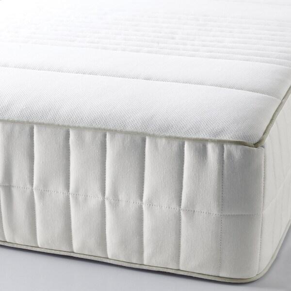 "MYRBACKA latex mattress firm/white 79 1/2 "" 76 "" 9 1/2 """