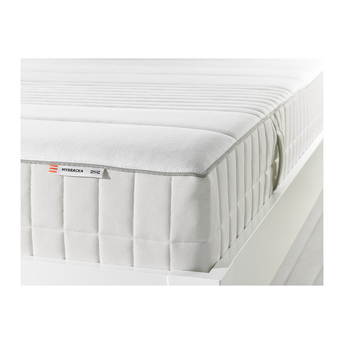 myrbacka memory foam mattress ikea a thick layer of memory foam molds to the contours of - Foam Mattresses