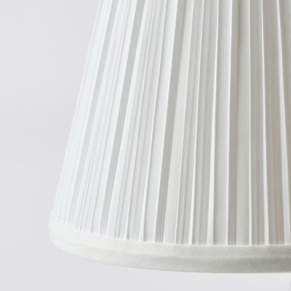 "MYRHULT Lamp shade, white, 7 """