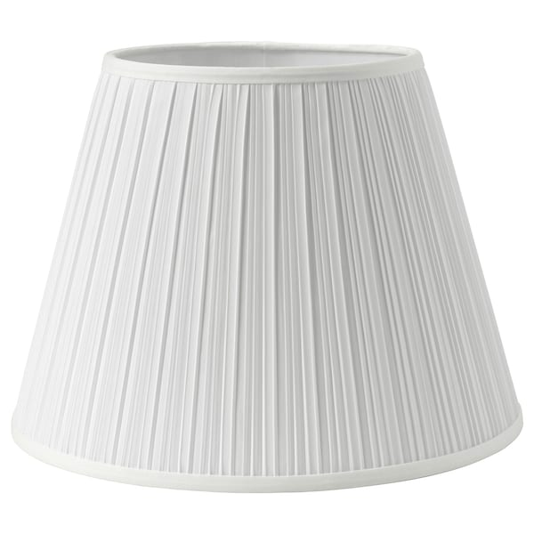 "MYRHULT Lamp shade, white, 13 """