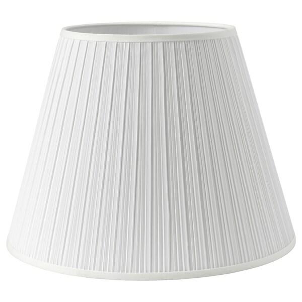 "MYRHULT lamp shade white 12 "" 17 """
