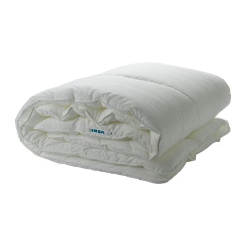 MYSA STRÅ Comforter, warmth rate 5 IKEA An extra warm comforter for those who often feel cold or like to keep the room cool.