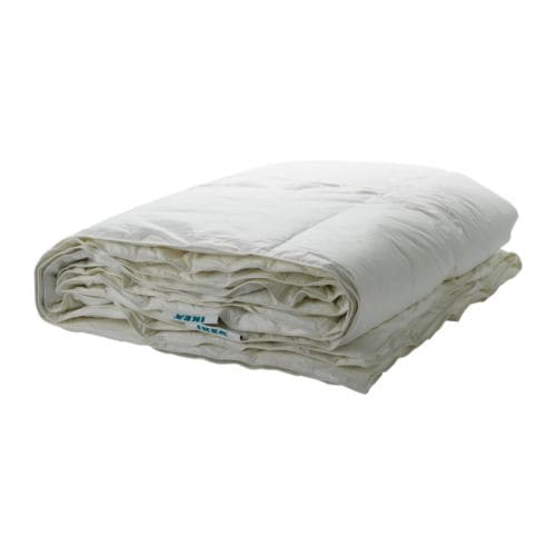 MYSA VETE Comforter, warmth rate 1+3 IKEA Three down comforters in one.