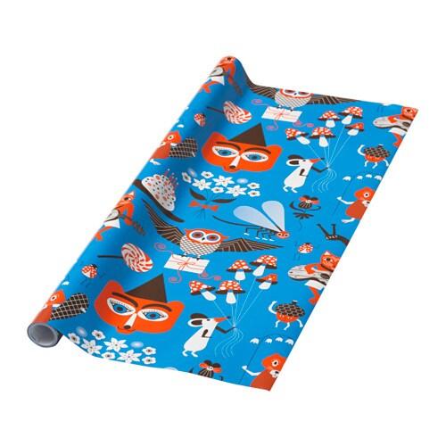 MYTISK Gift wrap, roll IKEA