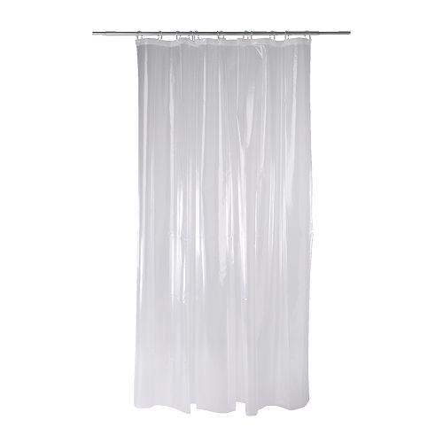 N CKTEN Shower Curtain IKEA