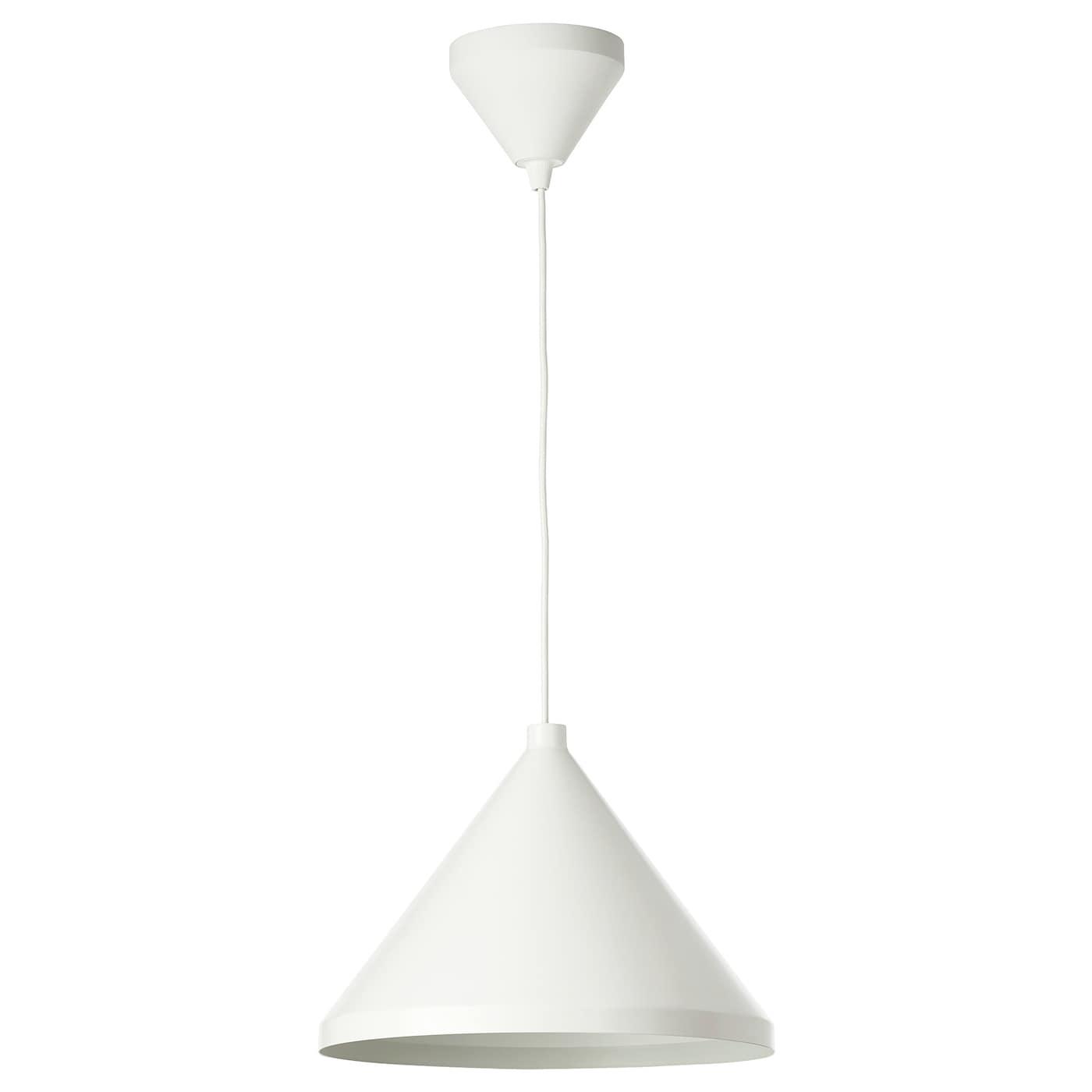 "Shop NÄVLINGE Pendant lamp, white, 13"" from Ikea on Openhaus"