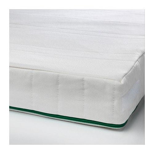 NATTSMYG Foam mattress for extendable bed - 38 1/4x74 3/4