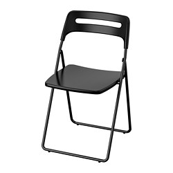 NISSE Folding chair $15.00
