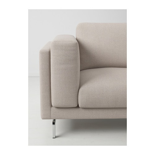 NOCKEBY Legs for loveseat IKEA