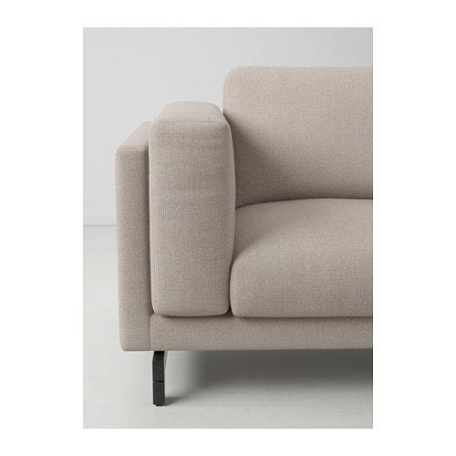 Nockeby legs for sofa ikea for Sofa nockeby