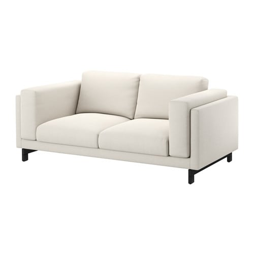 nockeby loveseat tallmyra light beige wood ikea. Black Bedroom Furniture Sets. Home Design Ideas