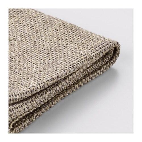 NOCKEBY Sofa cover Tenö light gray IKEA