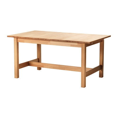 NORDBYN Extendable table IKEA : nordbyn extendable table0202671PE380094S4 from ikea.com size 500 x 500 jpeg 22kB