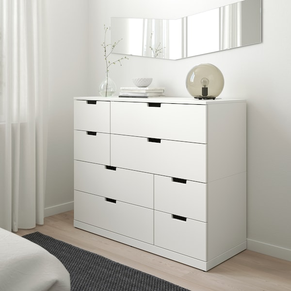 IKEA NORDLI 8-drawer dresser
