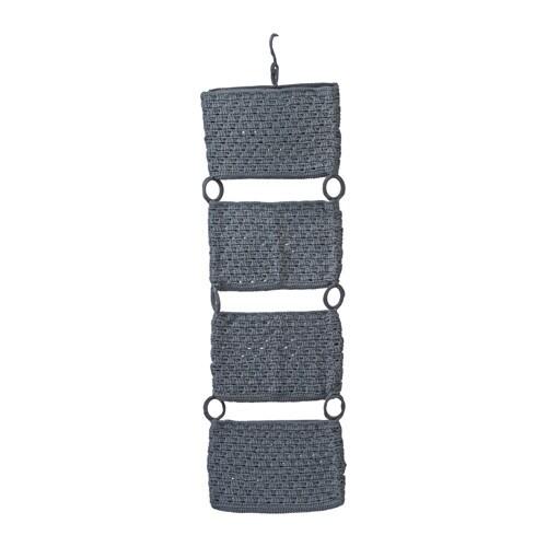 NORDRANA Hanging storage, gray | Tuggl
