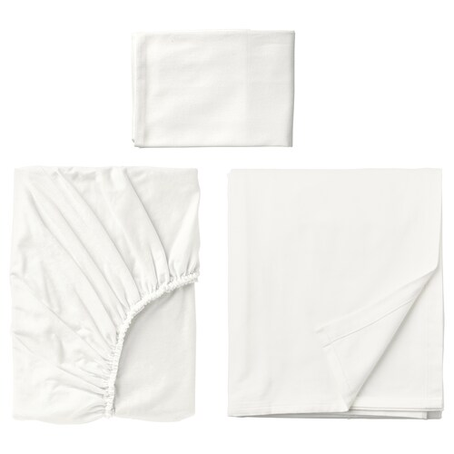 IKEA NORDRUTA Sheet set