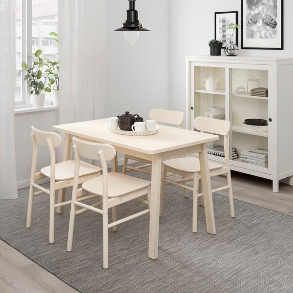 Ikea Birch Dining Table