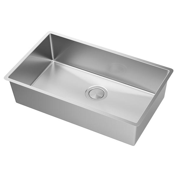 Sink NORRSJÖN stainless steel