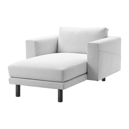 norsborg chaise finnsta white gray ikea. Black Bedroom Furniture Sets. Home Design Ideas