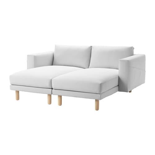 Norsborg 2 chaises finnsta white birch ikea - Chaise polycarbonate ikea ...