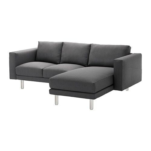 Norsborg Sofa Finnsta Dark Gray Ikea