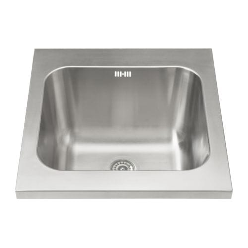 NUMERÄR Sink bowl IKEA 25-year Limited Warranty.   Read about the terms in the Limited Warranty brochure.