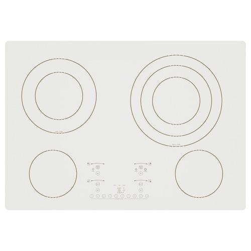 IKEA NUTID 4 element glass ceramic cooktop