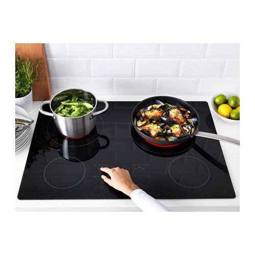 Vents hood cooktop stove