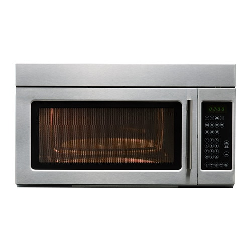 NUTID Microwave oven with extractor fan IKEA 5-year Limited Warranty.   Read about the terms in the Limited Warranty brochure.