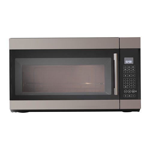 Nutid microwave oven with extractor fan ikea for Who makes ikea microwaves