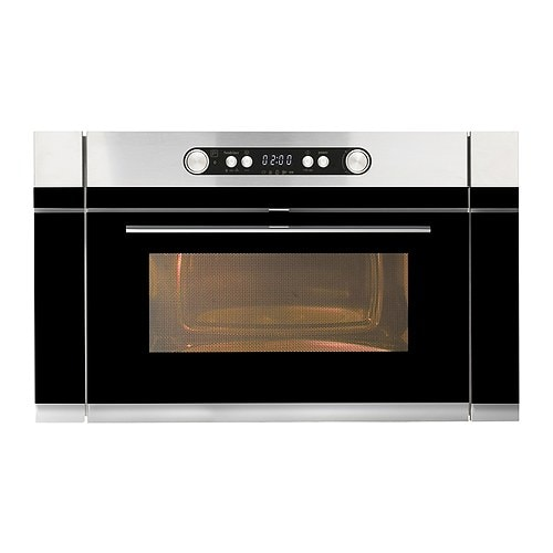 NUTID Microwave oven IKEA 5-year Limited Warranty.   Read about the terms in the Limited Warranty brochure.