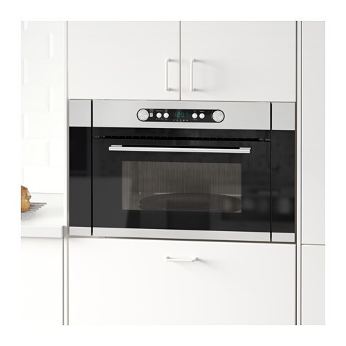 NUTID Microwave oven - IKEA
