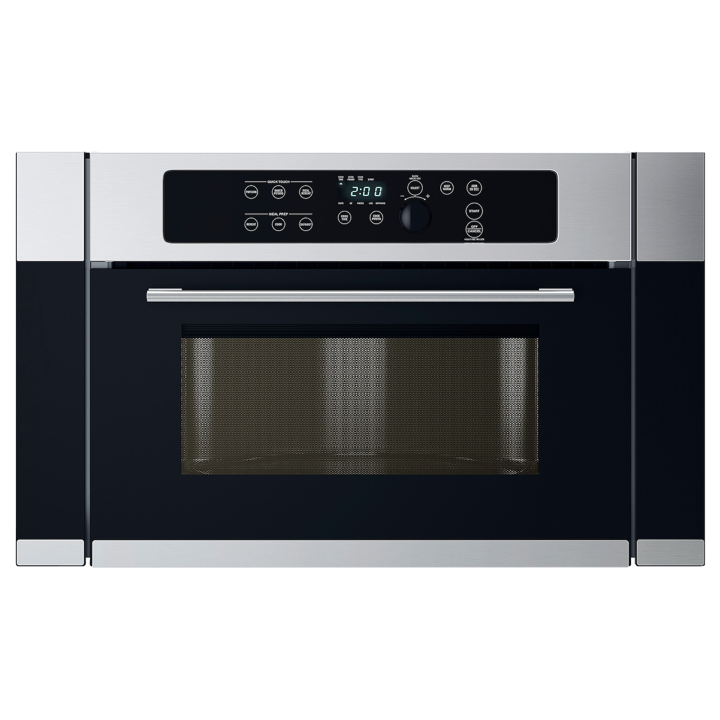 Nutid Microwave Oven Stainless Steel