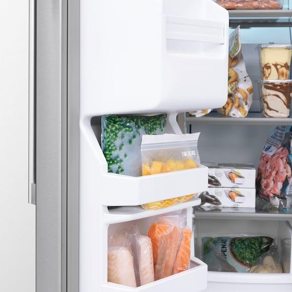 IKEA NUTID S25 Side-by-side refrigerator