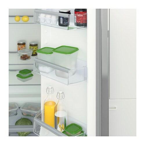 NUTID Side By Side Refrigerator   IKEA