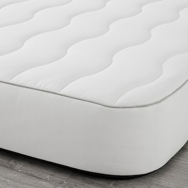 "NYHAMN foam mattress firm 78 3/4 "" 55 1/8 "" 3 7/8 """