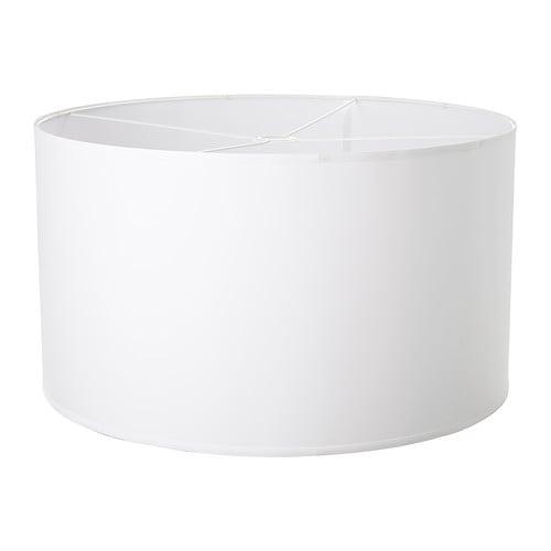 NYMÖ Pendant lamp shade, white white 28