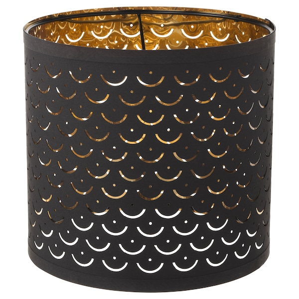 Nymo Lamp Shade Black Brass Color 9 Ikea,How To Design An Office At Home