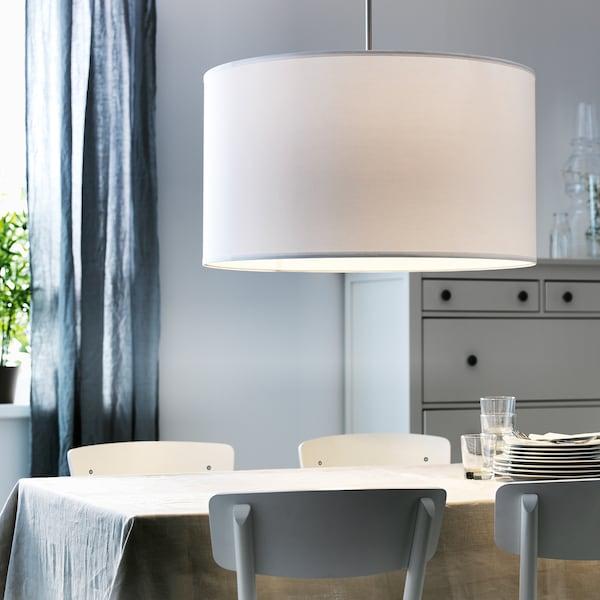 "NYMÖ Pendant lamp shade, white, 28 """