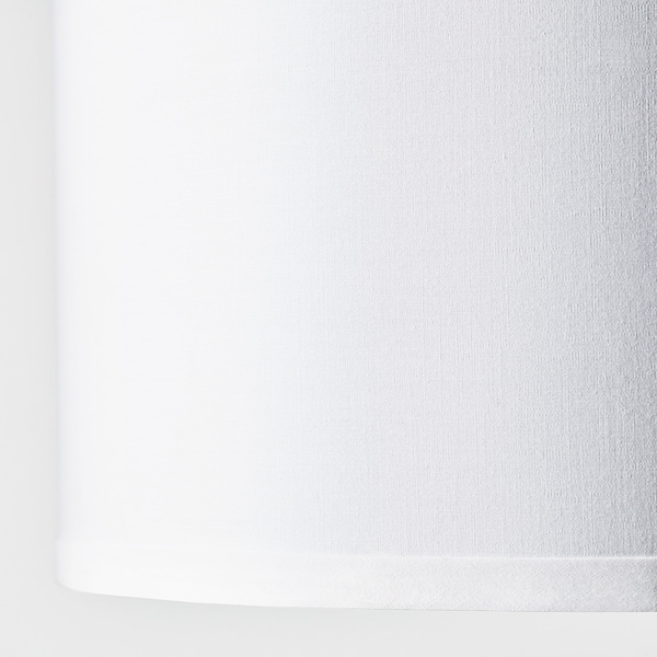 "NYMÖ pendant lamp shade white 16 "" 28 """