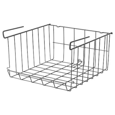 """OBSERVATÖR clip-on basket gray-brown 12 ¼ """" 11 ¾ """" 7 """""""