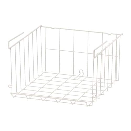 observat r clip on basket ikea rh ikea com ikea wire basket shelves ikea wire basket shelves