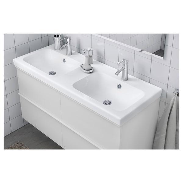 Odensvik Double Bowl Sink 48 3 8x19 1 4x2 3 8 Ikea